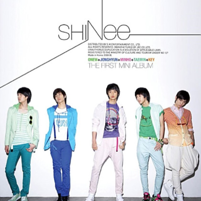 Imagini pentru shinee 1st mini album